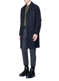 OAMC'Airborne' virgin wool trench coat