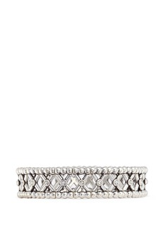 Philippe Audibert 'Losey' beaded Swarovski crystal elastic bracelet