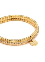 'New Broome' Swarovski crystal elastic bracelet