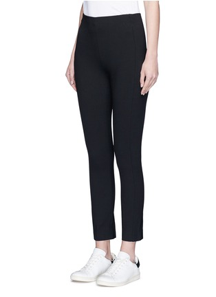 Front View - Click To Enlarge - rag & bone - 'Simone' stretch cotton blend pants