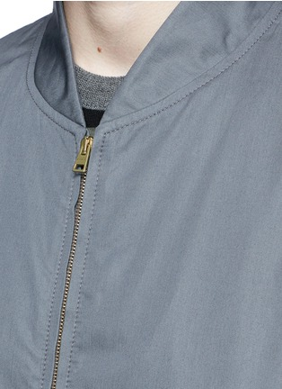 Detail View - Click To Enlarge - Marni - 'MA-1' bomber jacket