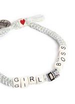 'Girl Boss' bracelet