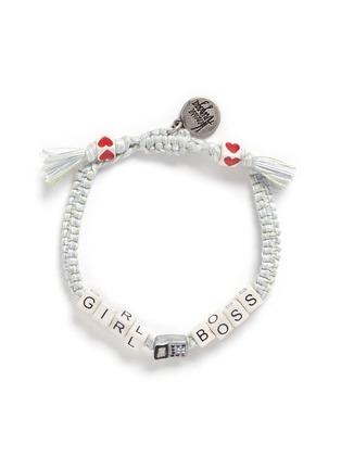 Main View - Click To Enlarge - Venessa Arizaga - 'Girl Boss' bracelet