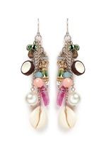'Sea Fairy' drop earrings