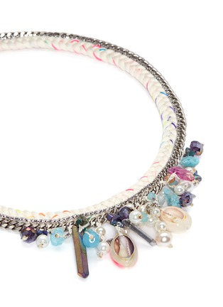 Detail View - Click To Enlarge - Venessa Arizaga - 'Sea Fairy' necklace