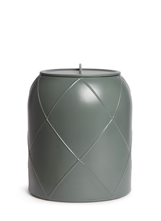 Main View - Click To Enlarge - Bitossi Ceramiche - Canisters large stout vase with lid