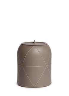Bitossi Ceramiche Canisters small stout vase with lid