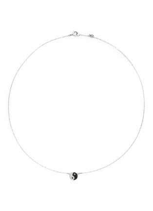 Main View - Click To Enlarge - Bao Bao Wan - 'Little Yin Yang' 18k gold diamond necklace