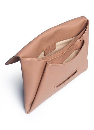 GIVENCHY-Antigona leather envelope clutch