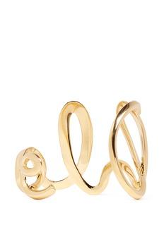 Chloé Brand name cuff