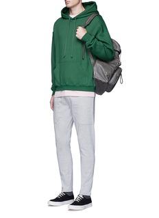 TopmanPatch pocket sweatpants
