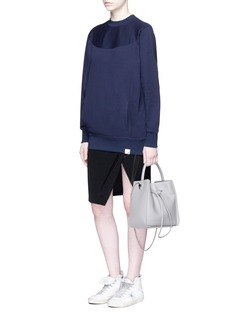 Adidasx Satomi Nakamura 'XBYO' sweatshirt