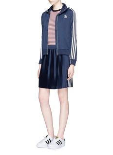 Adidas3-Stripes pleated skirt