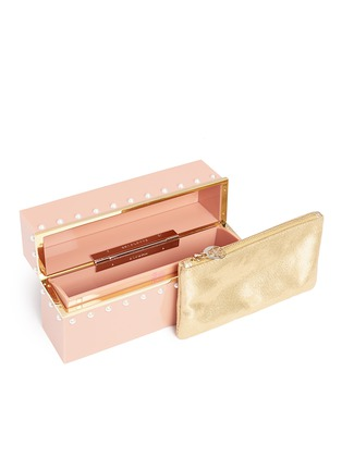 - Charlotte Olympia - x Barbie® 'Barbie World' Perspex clutch