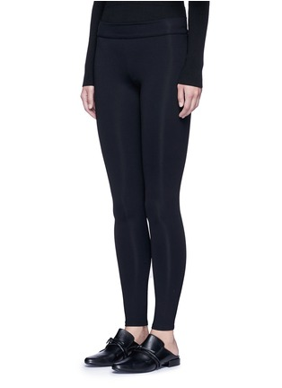 Front View - Click To Enlarge - The Row - 'Relma' scuba leggings