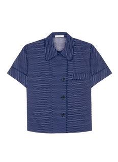 AraksShelby' polka dot cotton pyjama top