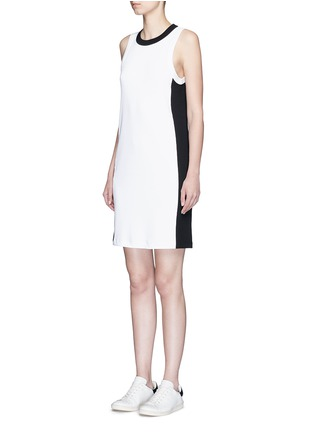 Front View - Click To Enlarge - rag & bone - 'Sam' contrast sport stripe jersey dress