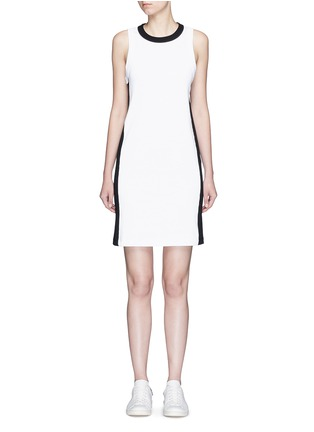 Main View - Click To Enlarge - rag & bone - 'Sam' contrast sport stripe jersey dress