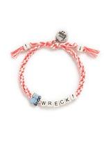 'Trainwreck' bracelet