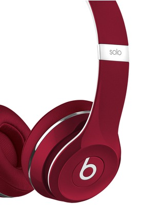 Detail View - Click To Enlarge - Beats - Solo² on-ear headphones - Luxe Edition