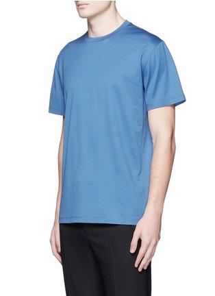 Balenciaga-Logo patch T-shirt