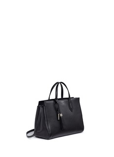 Saint Laurent 'Amber' medium tassel leather tote