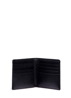 Pierre Hardy 'Perspective Cube' print bifold wallet