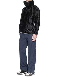 Adidas Day One Packable windbreaker parka