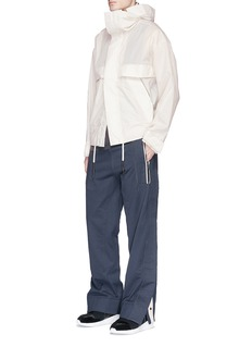 Adidas Day One Button split outseam sweatpants