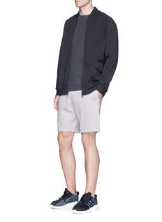 Adidas X Wings + Horns Cabin Fleece jersey sweatshirt