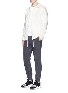 Adidas X Wings + HornsCabin Fleece jersey sweatpants