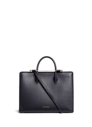 Main View - Click To Enlarge - Strathberry - 'The Strathberry' leather tote