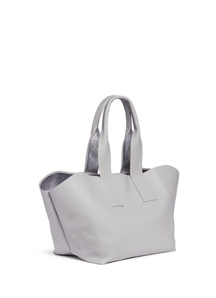 Detail View - Click To Enlarge - A-Esque - 'Carry All' reversible nappa leather tote