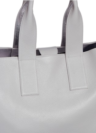 - A-Esque - 'Carry All' reversible nappa leather tote