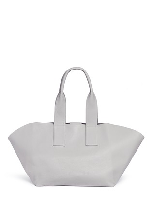 Main View - Click To Enlarge - A-Esque - 'Carry All' reversible nappa leather tote