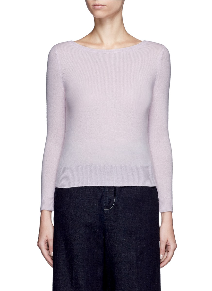 Cashmere sweater by CRUSH Collection