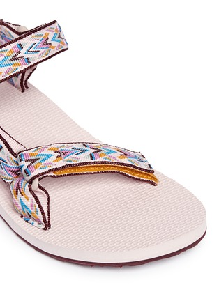 Detail View - Click To Enlarge - Teva - 'Original Universal Hoy' sandals