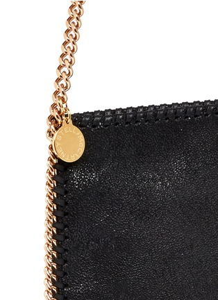 Detail View - Click To Enlarge - Stella McCartney - 'Falabella' crossbody flat chain bag