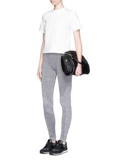 Lndr'Breathe' circular knit leggings