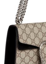 Dionysus' mini GG monogram leather shoulder bag