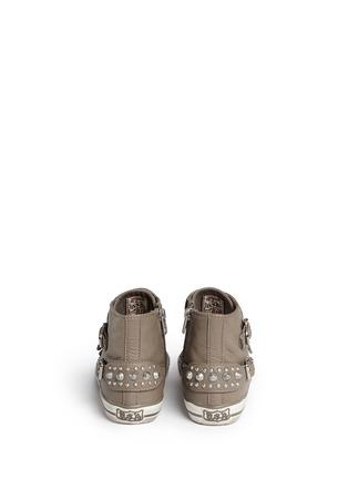 背面 - 点击放大 - Ash Kids - Frog儿童款铆钉搭带高筒运动鞋