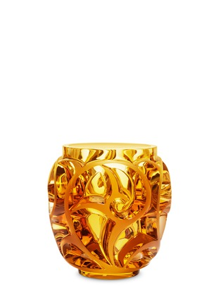 Main View - Click To Enlarge - Lalique - Tourbillons crystal vase