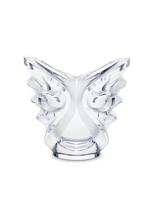 Main View - Click To Enlarge - Lalique - Tourbillons oval vase