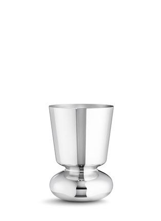 Georg Jensen-Alfredo small stainless steel vase