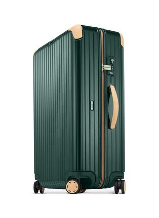 - RIMOWA - Bossa Nova Multiwheel® (Jet Green/Beige, 84-litre)