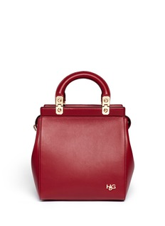 GIVENCHY HDG leather bag