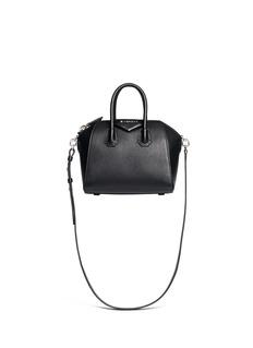 GIVENCHYAntigona mini leather satchel