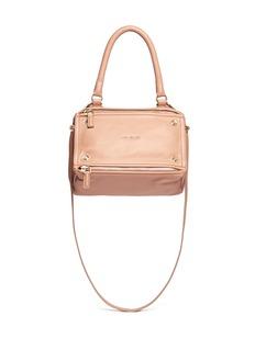 GIVENCHY'Pandora' small stud leather bag