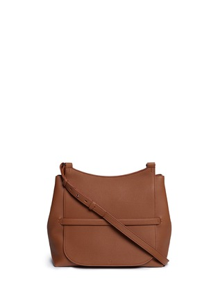 Main View - Click To Enlarge - The Row - 'Sideby' medium leather messenger bag