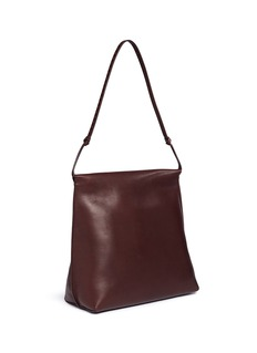 The Row'Wander' leather shoulder bag